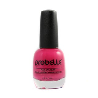 Probelle Hot Fun Nail Lacquer (Light Red Cream)