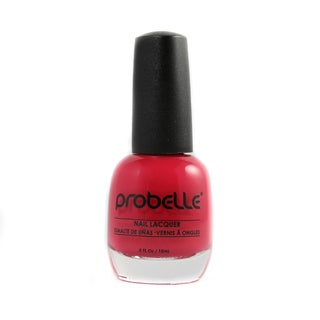 Probelle Love Me Nail Lacquer (Red Yellow Cream)