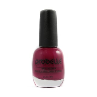 Probelle Spoiled Nail Lacquer (Dark Red Cream)