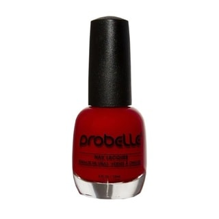 Probelle Darker Than Red Nail Lacquer (Red Cream)