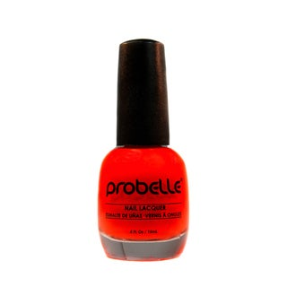Probelle Summer Glow Nail Lacquer (Orange Neon)