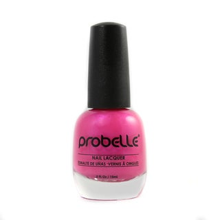 Probelle Lively Nail Lacquer (Intense Pink Pearl)