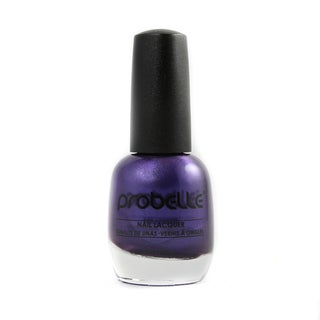 Probelle Vivid Night Nail Lacquer (Purple Pearl)
