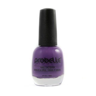 Probelle Settled Purple Nail Lacquer (Purple Cream)
