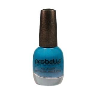 Probelle Sporty Blue Nail Lacquer (Blue Cream)