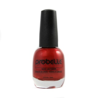 Probelle Seduction Nail Lacquer (Red Pearl)