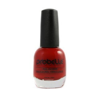 Probelle Passion Nail Lacquer (Red Cream)