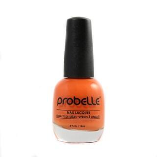 Probelle Oranjado Nail Lacquer (Orange Cream)