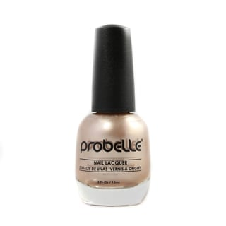 Probelle Richness Nail Lacquer (Light Yellow Pearl)