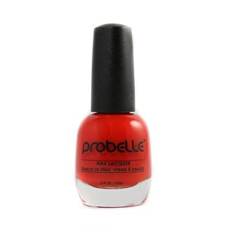 Probelle Probelle Nail Lacquer (Red Orange Cream)