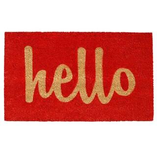 Hello Doormat (2u0027 X ...