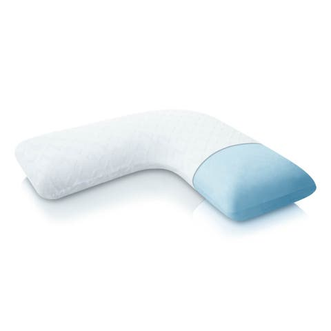 Z Gel Memory Foam L-shape Pillow