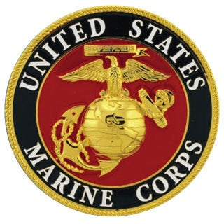 Shop United States Marine Corps Honor Medallion On Sale