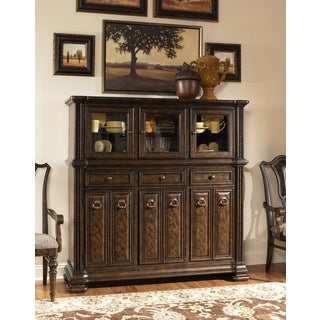 Hazelton Vintage Oak Buffet/Server