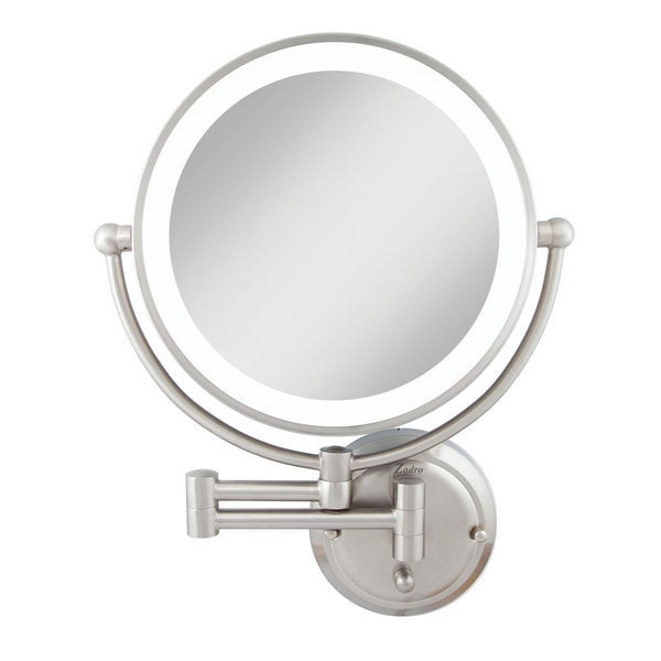 Shop Zadro Glaw45 Glamour Wall Mount Mirrorwith 1x And 5x