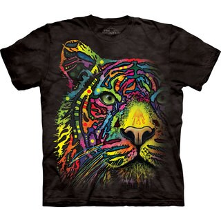 The Mountain Rainbow Tiger Child's T-Shirt
