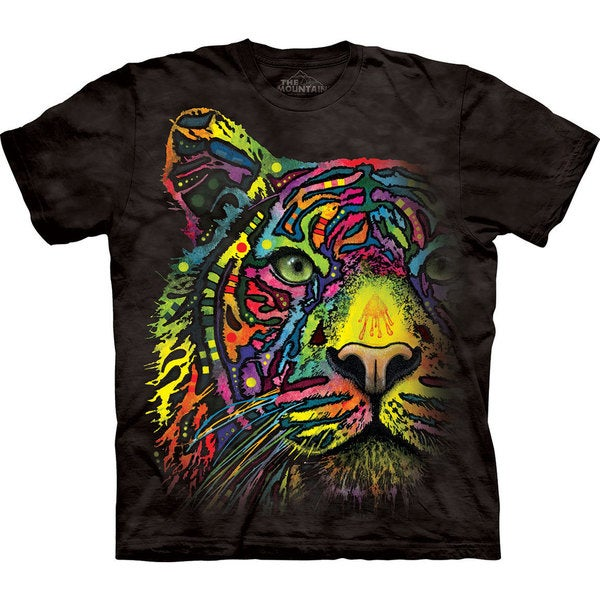 Shop The Mountain Rainbow Tiger Child's T-Shirt