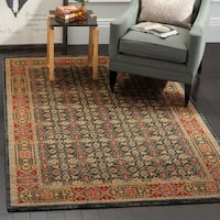 Safavieh Mahal Light Blue/ Red Rug - 4' x 5' 7