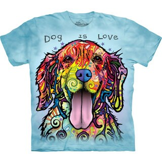 The Mountain Dog Is Love Child's T-Shirt