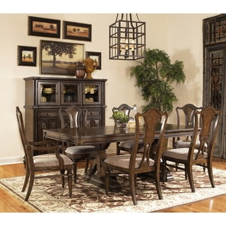 Hazelton 8 Piece Rectangel Dining Set