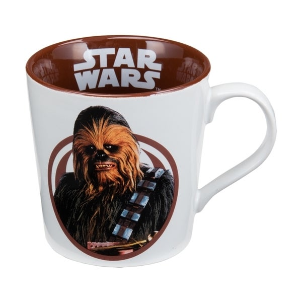 Shop Star Wars Chewbacca 12 Ounce Ceramic Coffee Mug