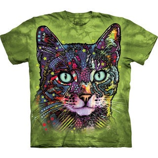 The Mountain Watchful Cat Child's T-Shirt