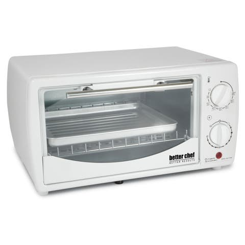 Better Chef 9 Liter Toaster Oven Broiler