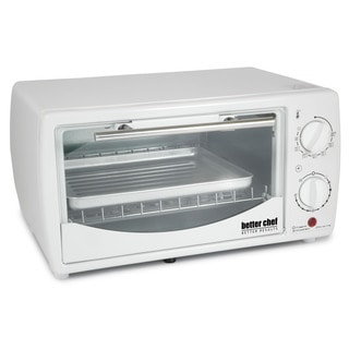 Better Chef 9 Liter Toaster Oven Broiler