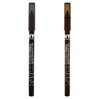 N.Y.C. Proof 24 Hour 2-piece Eyeliner Kit