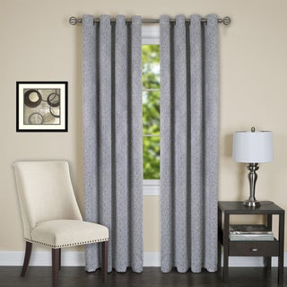 Jensen 8 Grommet Blackout Window Curtain Panel