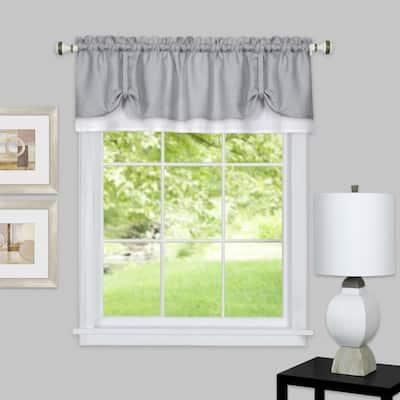 Achim Darcy Window Curtain Valance - 58x14