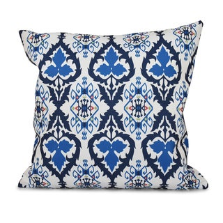 Bombay Geometric 18 x 18-inch Outdoor Pillow