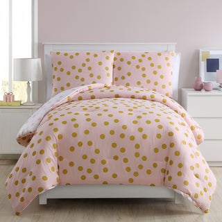 VCNY Dotty 3-piece Comforter Set