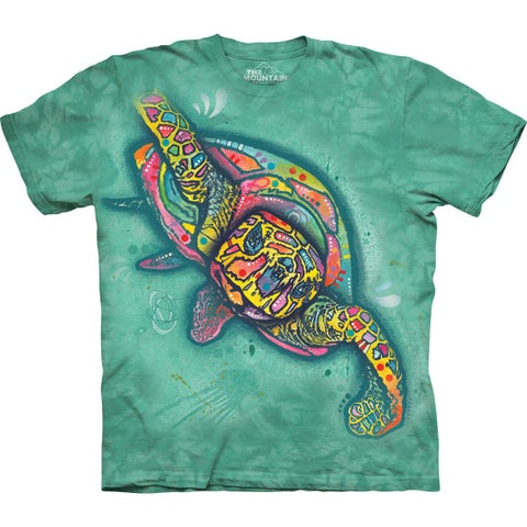 The Mountain Russo Turtle Child's T-Shirt