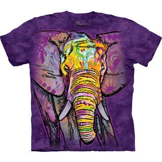 The Mountain Russo Elephant Child's T-Shirt