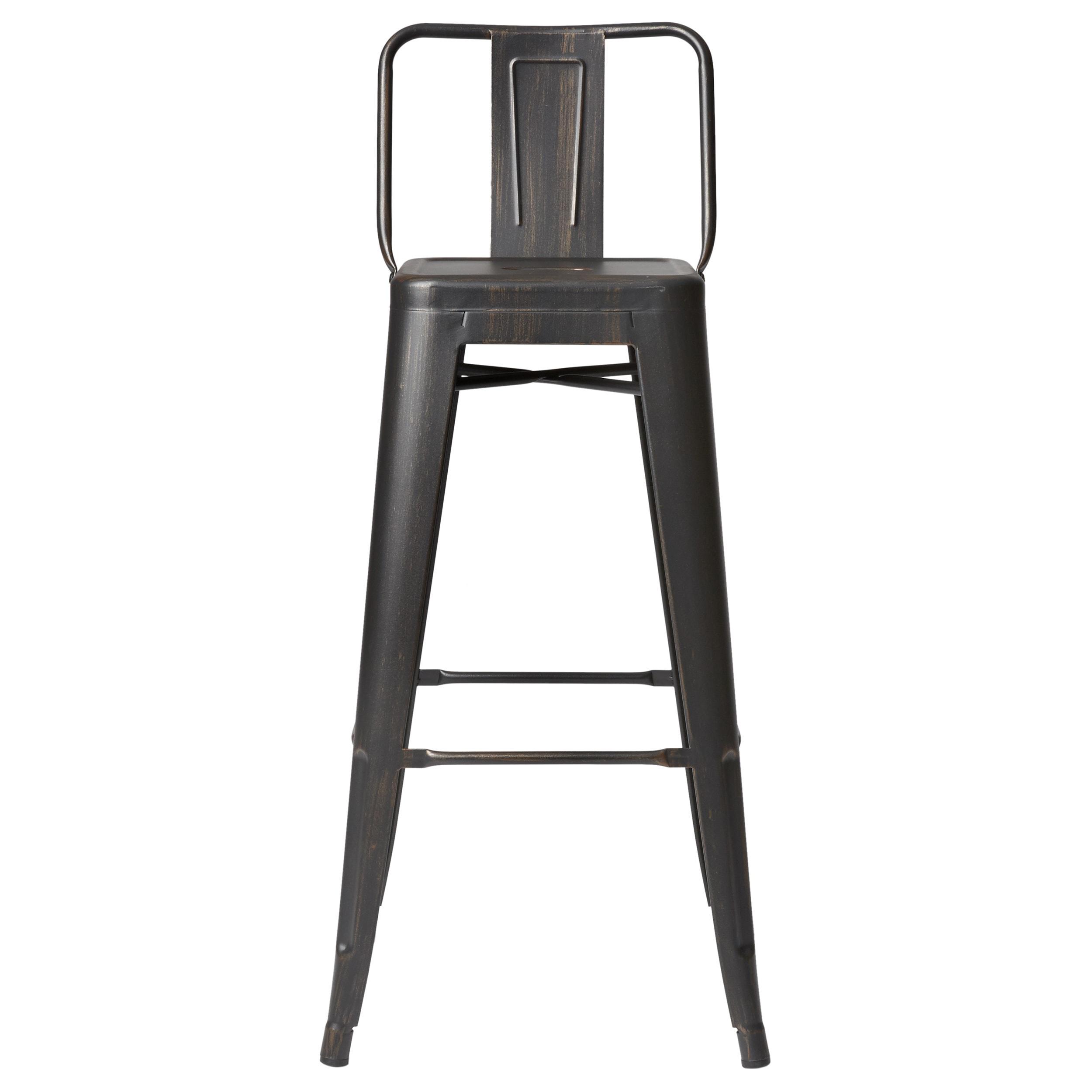 Amazing Carbon Loft Ruska Steel 30 Inch Bar Stool Set Of 2 Andrewgaddart Wooden Chair Designs For Living Room Andrewgaddartcom