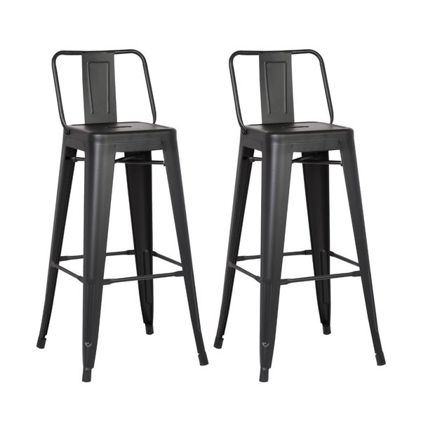 Swell Buy Black Counter Bar Stools Online At Overstock Our Uwap Interior Chair Design Uwaporg