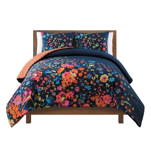 VCNY Bianca 3-piece Comforter Set