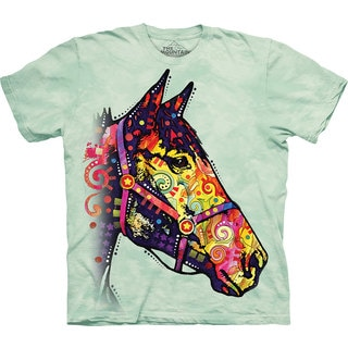 The Mountain Funky Horse Child's T-Shirt