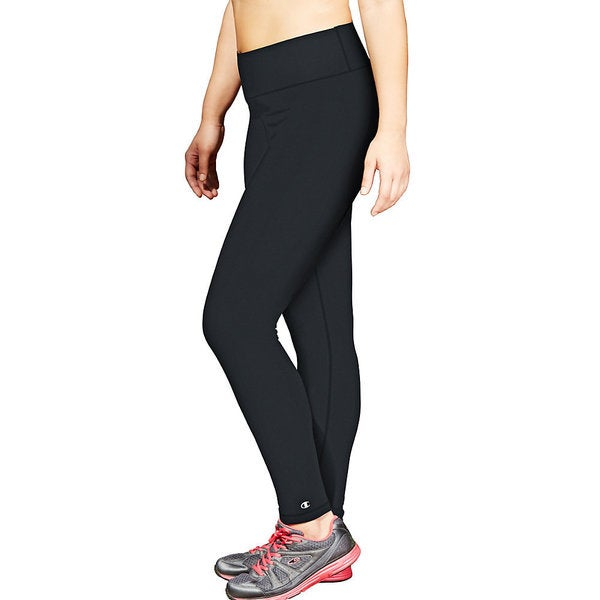de5717bd623b99 Shop Champion Women's Plus Absolute Tights with SmoothTec Band - Free  Shipping On Orders Over $45 - Overstock - 11718131