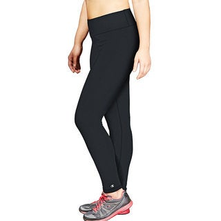 Champion Women's Plus Absolute Tights with SmoothTec Band
