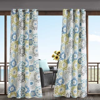 medallions threshold of curtain drapes sm improvement design decorative drapery crystal curtains size depot grommet home ideas medallion large