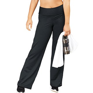 Champion Women's Plus Absolute Semi-Fit Pants with SmoothTec Band