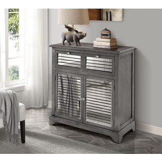 Gallerie Decor Summit Two-drawer Cabinet