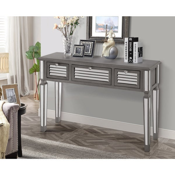 Gallerie Decor Summit Console Table