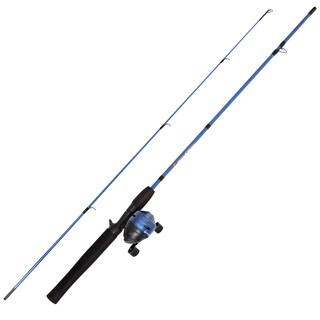 Wakeman Swarm Series Spincast Rod and Reel Combo