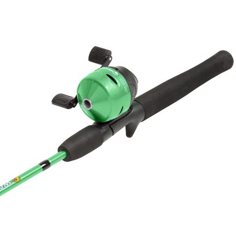 Swarm Series Spincast Rod and Reel Combo by Wakeman