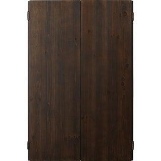 Viper Metropolitan Electronic Soft Tip Dartboard and Espresso Finish Dartboard Cabinet / Model 40-04