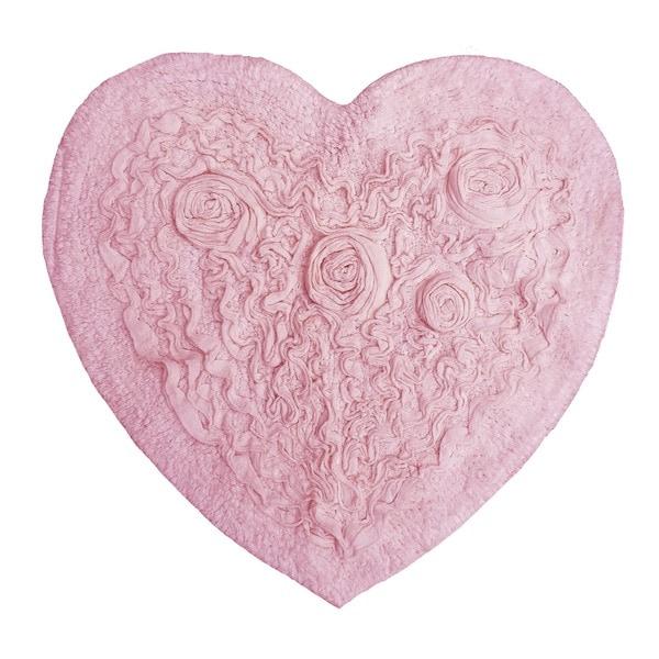 Shop Bellflower Heart Shaped Rug