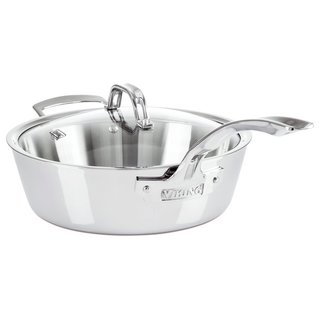 Link to Viking Contemporary 3.6 Qt, 3.4 l., Sauté Pan, Mirror Finish Similar Items in Cookware